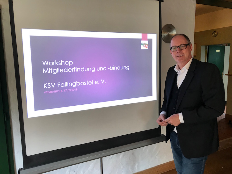 Workshop Mitgleiderfindung